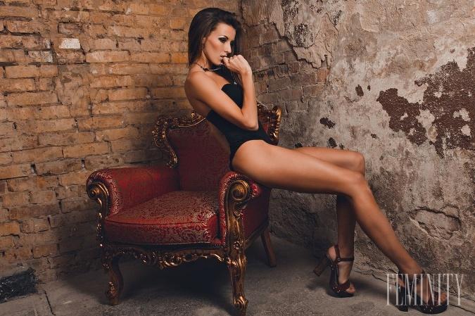 Hot Girl nahé dievča