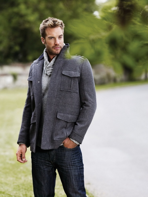 44e7c8775ef9 Po čom ženy túžia  Je to dobre oblečený muž! - galéria