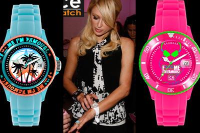 Rozžiarte si ruky hodinkami ako David Guetta a Paris Hilton ... a0dc1e22ab8