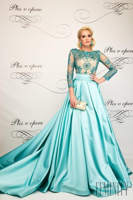 1b25c09adca7 Ples v opere 2014  Hlasujte a vyberte najkrajšiu dámu plesu ...