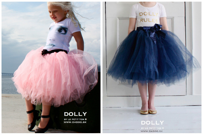 6ebbbf34e2c8 Obľúbili ste si tylové sukne  Ponúkame zopár tipov ako ich nosiť ...