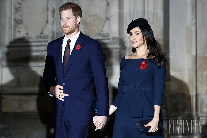 Prince Harry and his pregnant wife, Meghan, would soon move from the Kensington Palace