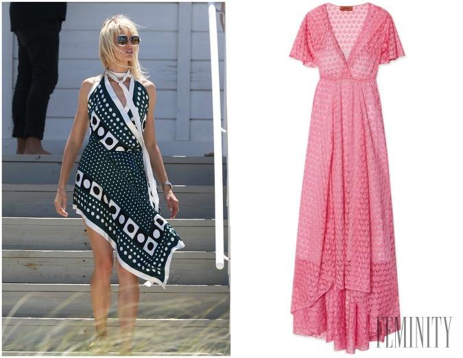 Dokonalé letné šaty  Vyskúšajte tie zavinovacie a využite ich na ... c5d3218e4fa