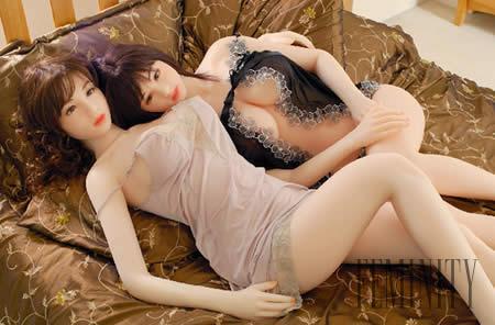 Japonský sex vankúše