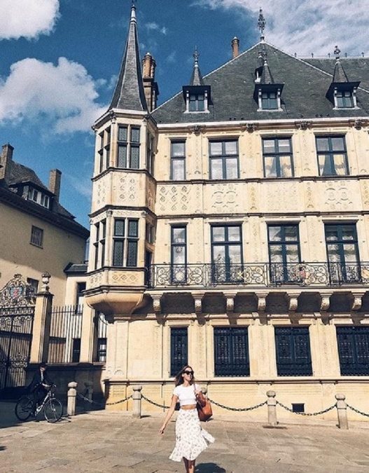 Sex masáž Luxembursko