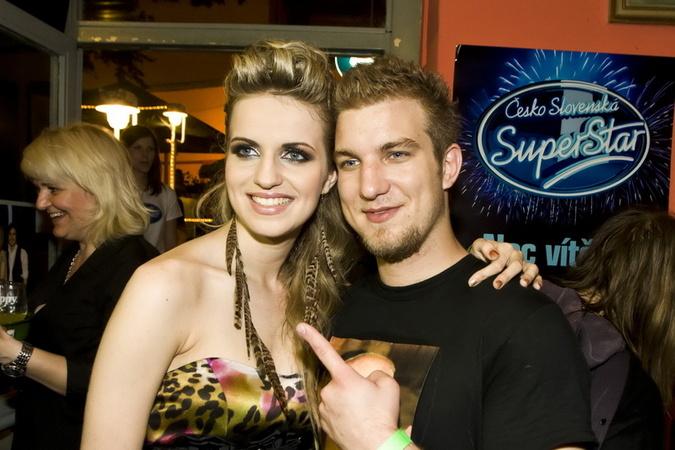 Finále a párty Česko Slovenskej SuperStar  fb355124c2e