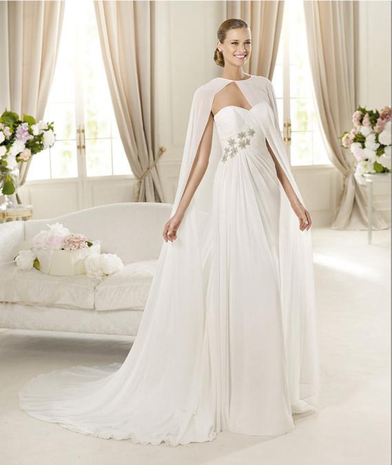 f5e90fa0ed6c Svadobné šaty roku 2012 a 2013 - galéria