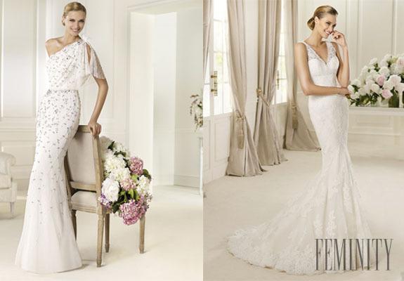 0791c80910ce Najkrajšie svadobné šaty na rok 2013! - galéria