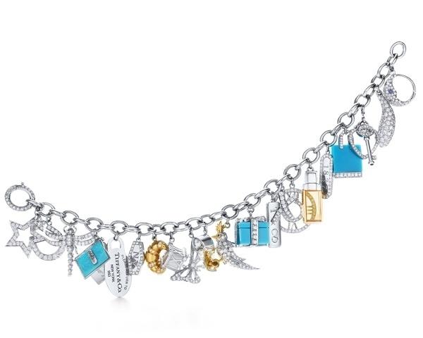 Náramok značky Tiffany za 65 000 amerických dolárov. c9194a691c9