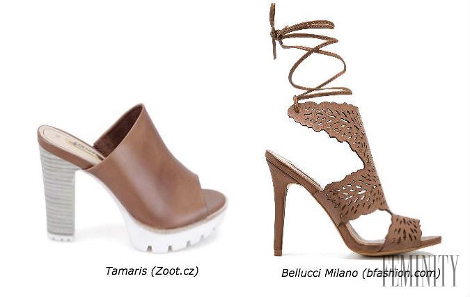 4622226147ad2 Vrúbkovaná podrážka alebo topánky so šnurovaním ako gladiátorky sú  must-have kúskami sezóny