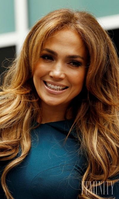 Jennifer Lopez a jej dokonalá hriva 73b977f7433