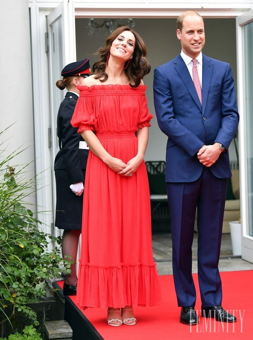 Na tento rituál nedajú princ William a Kate Middleton dopustiť